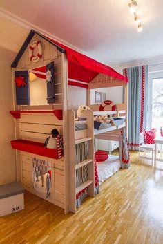 Kinderzimmer maritim - Google-Suche