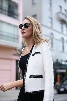 The magic of the knit fit-and-flare dress... View The Post