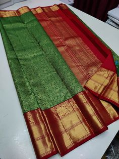 Ping me in 9171814428 for price details.. Pure kanchipuram silk sarees handwoven with 2 g pure jari exclusive bridal collection Picnic Blanket, Outdoor Blanket, Pure Silk Sarees, Bridal Collection, Hand Weaving, Pure Products, Quilts, Wedding, Fashion