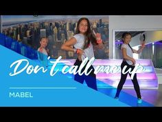 Mabel - Don't Call Me Up - Easy Kids Fitness Dance Video - Choreography - Baile Dance Jumps, Kids Fitness, Watch The Originals, Dont Call Me, Exercise For Kids, Dance Videos, Easy Workouts, Zumba, Cheer