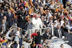 Conoce el cronograma del Papa Francisco en su visita a Colombia