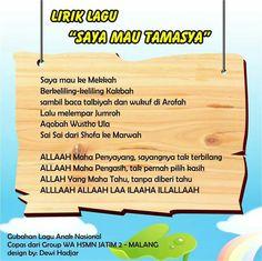 Saya Mau Tamasya versi 2 (original song Naik Becak by Ibu Soed) Islam For Kids, Original Song, Kids Songs, Islamic, Logo Design, Education, Songs For Children, Children Songs, Teaching