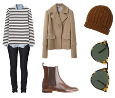 when its -13C out, this looks like the perfect outfit