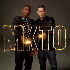 Okay I'm just obsessed with MKTO now. Their songs=perfection. Listen to them alright? Okay? Okay.