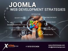 Know more about Joomla CMS Development Strategies http://psdtoxhtmlconversion.blogspot.in/2014/09/know-more-about-joomla-cms-development.html Joomla has been one of the popular CMS platforms for designers and web developers to create innovative and attractive websites that are appreciated worldwide. The latest version of this platform is Joomla 3.x series.