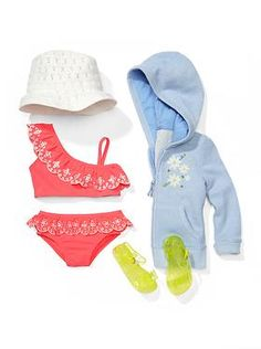 Baby Clothing: Toddler Girl Clothing: Outfits we ♥ New: Spring Break | Gap