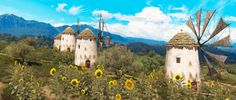 All things related to The Witcher. Plantation Homes, The Witcher 3, Wild Hunt, Monument Valley, Mount Rushmore, Scenery, Fantasy, Windmills, Mountains
