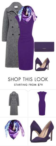 A fashion look from October 2016 featuring v neck dress, double breasted coat and slip-on shoes. Browse and shop related looks. Double Breasted Coat, Carven, Henri Bendel, V Neck Dress, Slip On Shoes, Nine West, Fashion Looks, Shoe Bag, Polyvore