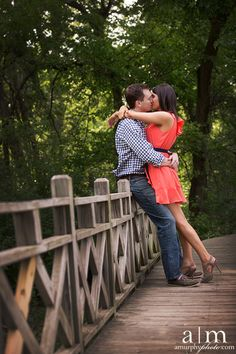 Gilcrease Museum Engagement Pictures - Andrea Murphy Photography