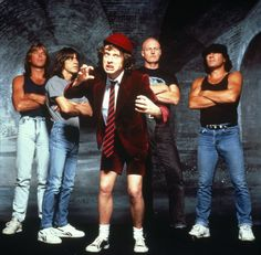 never seen acdc but they are at the top of the bucketlist
