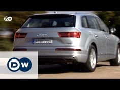 Fast but efficient: The Audi Q7 e-tron | Drive it! - YouTube