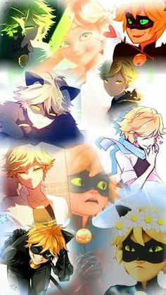 Chatnoir/Adrien || He's so CUTE!!!