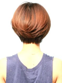 大人レイヤーボブ「スーペリア×こなれ」 | 青山・表参道の美容室 _TREEのヘアスタイル | Rasysa(らしさ)