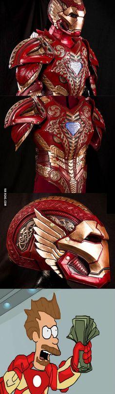 I need this one... Asgardian Billionaire