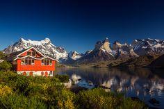 Patagonia here