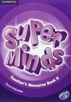Download free Super Minds Level 6 Teacher's Resource Book with Audio CD pdf