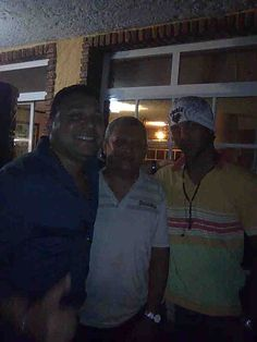 I was with the singer jean carlos centeno