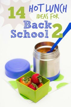 Does your child prefer a hot lunch like mine? Here are 14 hot lunch ideas for back to school. Does your child prefer a hot lunch like mine? Here are 14 hot lunch ideas for back to school. Back To School Lunch Ideas, Kids Lunch For School, After School Snacks, School Lunches, Cold Lunch Ideas For Kids, Whats For Lunch, Lunch To Go, Eat Lunch, Lunch Time