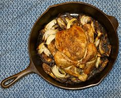 Garlic Roasted Chicken with Chinese Five Spice (via marriahlavigne.com)