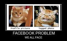 Facebook problem we all face...