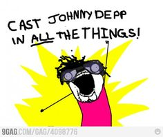 Just Tim Burton