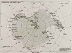 D'un pôle à l'autre: cartographie