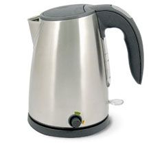 See all 1 image(s) Share your own customer images Adagio Teas 3 UtiliTEA Variable-Temperature Electric Kettle. I highly recommend this kettle. The smaller capacity is great for frequent cups of tea for one person Small Kitchen Appliances, Cool Kitchens, Stainless Steel Kettle, Canned Heat, Specialty Appliances, Best Tea, Heating Element, Tea Pots, Electric Kettles