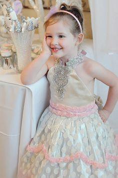 Princess dress - LOVE!!!