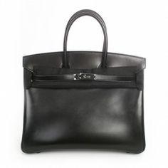 35cm SO-Black in Veau Box Brand New
