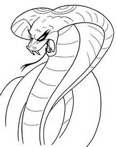King Cobra Snake Coloring Pages Cool Images Free All About For Kids