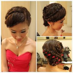 Fantastic Wedding Hairstyles And Wedding Dinner On Pinterest Short Hairstyles Gunalazisus