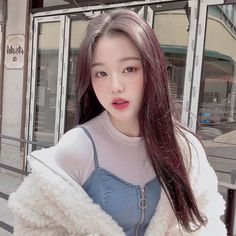 Wiz*one — Jang Wonyoung Namjin, Korean Girl, Asian Girl, My Girl, Cool Girl, Chica Cool, Beautiful Young Lady, Japanese Girl Group, The Wiz