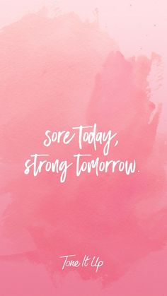 Kickass Quotes For Those Days You Need A Little Extra Inspo on ToneItUp.com