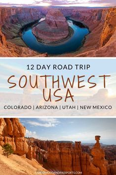 From national parks to majestic scenery, the American Southwest is one of the most unique regions of the United States. This southwest USA road trip itinerary includes portions of Utah, Arizona, Colorado and New Mexico. #usatrave #roadtrip #utah #arizona #nationalparks Travel With Kids, Us Travel, Family Travel, Southwest Usa, Road Trip Usa, United States Travel, Travel Advice, New Mexico, Utah