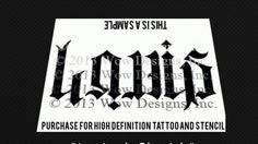 Ambigram. My sons name one way, cherish the other