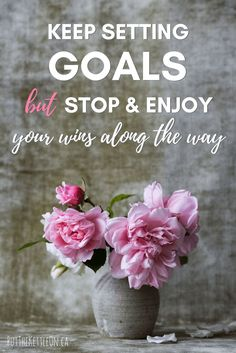 Goal Setting. Can it make you unhappy?