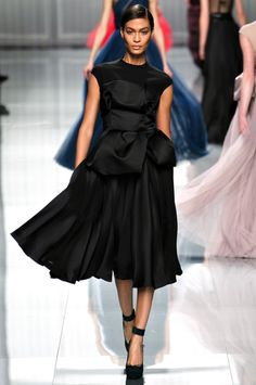 I love black! especially black Dior!