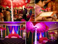 The big fat Indian weddings :)