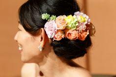 今年6月、ホテルパークハイアット東京の花嫁様でした。  「ずっとずっと岩橋さまのブーケを持つことが夢」だった。 そう、おっしゃってくださった、 ...