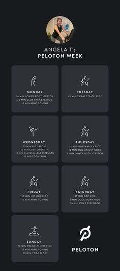 How a mom of 2 works out with Peloton throughout a week. Workouts, Fitness Motivation, Inspirational Quotes, Mom, Words, Life Coach Quotes, Fit Motivation, Inspiring Quotes, Work Outs