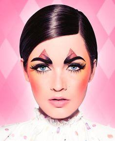 Pink-Beauty: Wir lieben den Puppen-Look! #pink #beauty #makeup