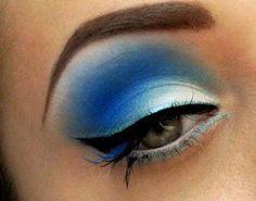 blue ocean Make up