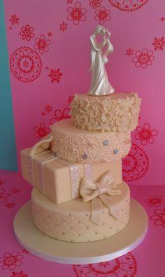 #pastelesboda #pastelboda #weddingcake