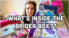 Bridea Box Unboxing | What's inside?? British wedding box