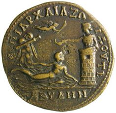 Roman Provincial Coinage - Website to make accessible the ten most important collections of provincial coinage of the Roman Empire.