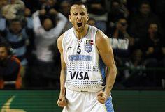 Manu Ginobili - Argentina basketball!