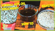 Herbal Hot Oil Treatment - how to and benefits Natural Hair Types, Natural Hair Regimen, Natural Hair Growth, Homemade Apple Cider Vinegar, Onion Juice, Oil Benefits, Hair Care Tips, Healthy Hair, Herbalism