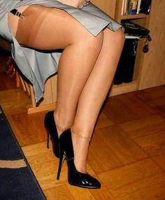 Nice nylons
