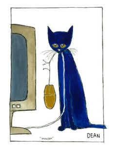 Pete the Cat | Mouser Pete