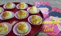 LY's Kitchen Ventures: Pineapple Tart